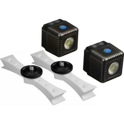 Lume Cube 1500 Lumens LED 2-Light Kit for DJI Phantom 3 Pro/Advanced Drone, Gray