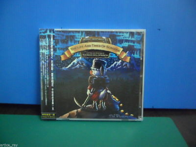Tuomas Holopainen The Life and Times of Scrooge 2014 Taiwan w/obi CD+Bonus New