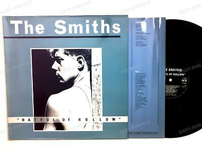 The Smiths - Hatful Of Hollow GER LP 1984 FOC + Innerbag /3
