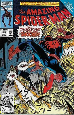 The Amazing Spider-Man (Vol.1) No.364 / 1992 David Micheline & Mark Bagley