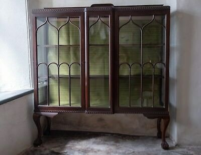 Mahogany Chippendale Style China/Display Cabinet – Gillespie & Woodside, Belfast