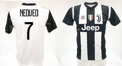 Shirt Nedved Juventus 2019 Official Product New 2018 2019 Juve 7 Pavel