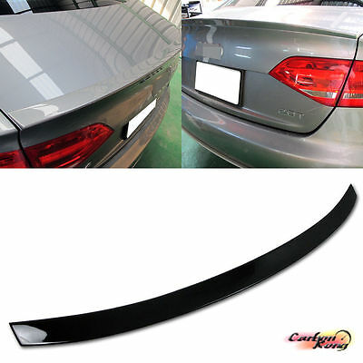 PAINTED AUDI A4 B8 S4 Type Sedan 4DR Rear Boot Trunk Spoiler Wing 2012