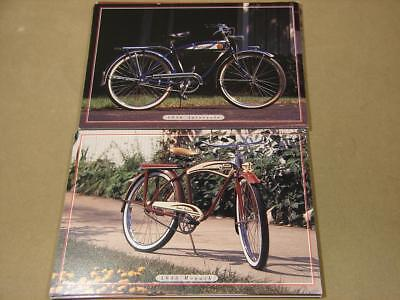 Unused The Bicycle Museum Of America Postcard Lot Of 25