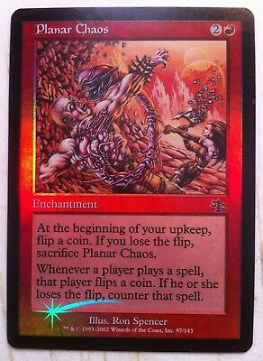 Planar Chaos Foil - Judgment - Magic: The Gathering - MTG - VG/NM