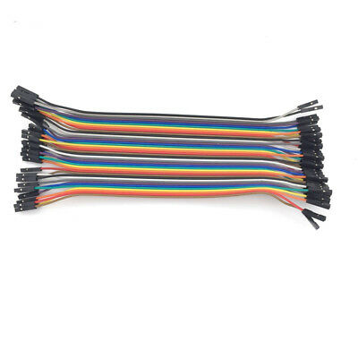 Dupont Kabel male Female  20cm Breadboardkabel Stecker Arduino Dupontkabel