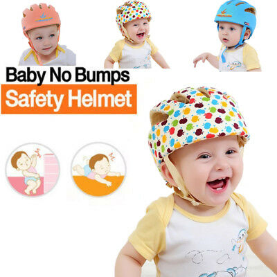 No Bumps Safety Head Protective Helmet Headguard Cushioning For Baby & Infant US