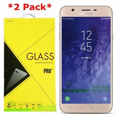 2X Tempered Glass Screen Protector For Samsung Galaxy J7 Refine/Crown/Star 2018