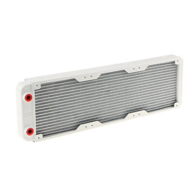 360mm Computer PC G1/4 18Line Radiator Water Cooling for CPU Heatsink