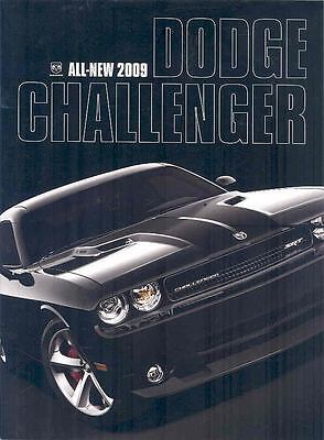 2009 Dodge Challenger Brochure mx673-QO633O