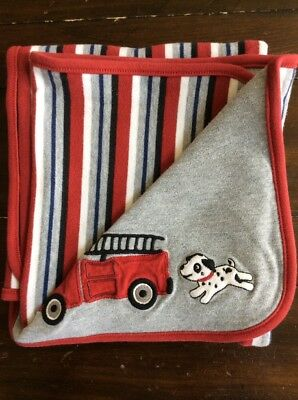 NWT infants 3-6 months gymboree FIREHOUSE PUP fire-truck Red Dalmatian Dog SOCKS