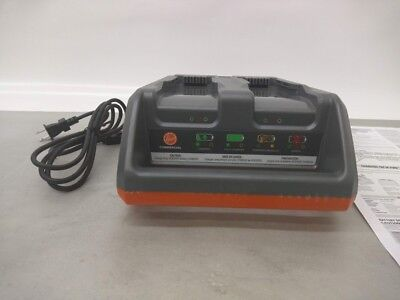 New Hoover M-PWR40 Dual Bay 40 Volt Charger For 6Q Cordless Backpack, CH90002