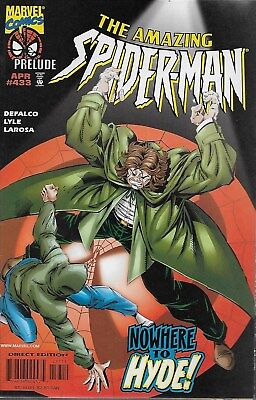 The Amazing Spider-Man (Vol.1) No.433 / 1998 Tom DeFalco & Tom Lyle