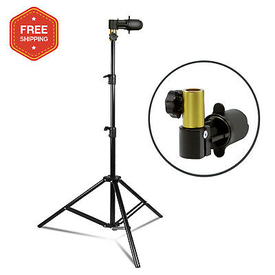 "30"" - 86.5"" Photography Studio Light Stand with Photo Reflector Disc Holder Clip"