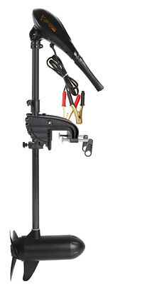 Fox FX Pro 65lb Electric Outboard With 3 Blade Prop NEW Carp Fishing Outboard