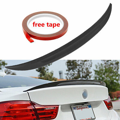 ABS Performance Style Rear Trunk Boot Spoiler For BMW 4 Series F32 Coupe 2014+