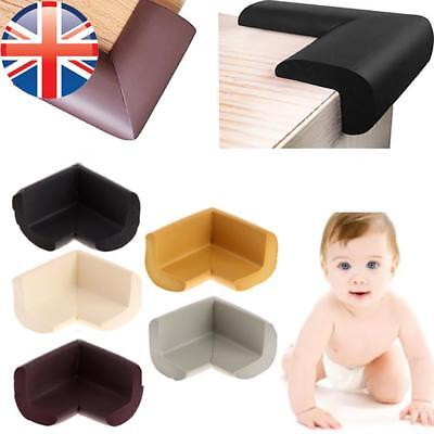 *UK Seller* 4~16X Baby Safety Soft Foam Furniture Protector Cushion Corner Guard