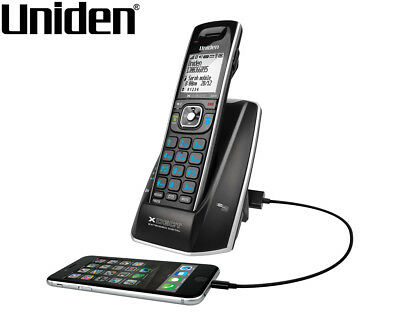 Uniden XDECT 8315 Integrated Bluetooth Digital Cordless Phone System - Black
