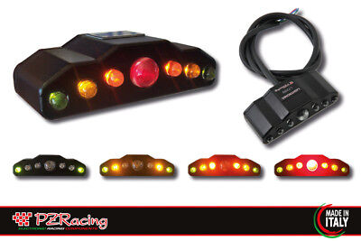 Lt200 Pzracing Indicatore Di Fuorigiri Shiftlight Universale Rally Auto