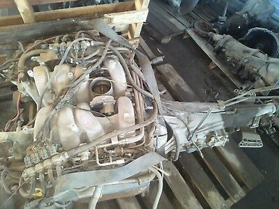FORD FALCON ENGINE BA, 5.4 V8 SOHC, 220kw, 10/02-09/05 Good Tested Motor
