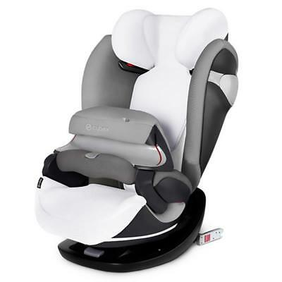 Cybex Sommerbezug Pallas S-Fix/Solution S-Fix White