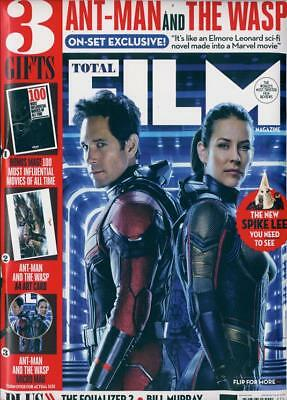 Total Film Magazine Summer 2018: ANT-MAN AND THE WASP & MICRO MAG & ART CARD