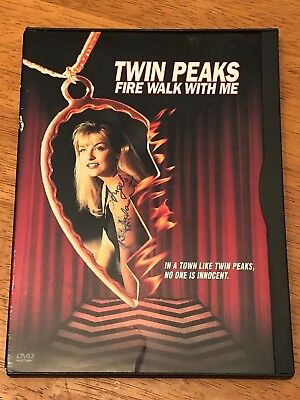 Angelo Badalamenti Twin Peaks Theme Composer Rare Signed Autograph DVD