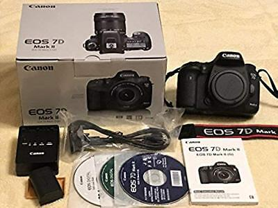 Canon EOS 7D Mark II Digital SLR Camera (Body Only)  Shutter:623