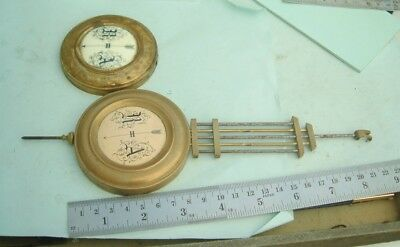 Clock makers Vienna clock pendulums Vienna wall clock pendulums restorer