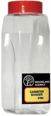 NEW Woodland N/HO Train Scenery Canister Shaker 32 oz S194