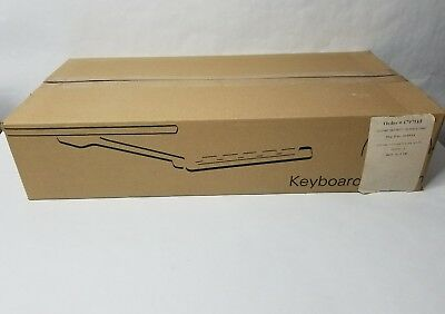 *Brand New* Humanscale 6G10011RF2022 Keyboard System with Tray Mouse Platform