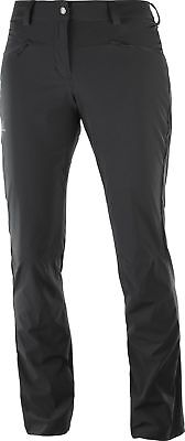 Salomon Wayfarer LT Womens Hiking Pants - Black