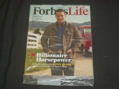 2012 September Forbes/Forbes Life Magazines-Kevin Plank/Shahid Khan Covers-B 882