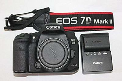 Canon EOS 7D Mark II Digital SLR Camera (Body Only)  Shutter:213