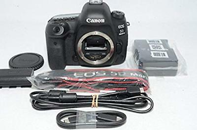 Canon EOS 5D Mark IV Full Frame Digital SLR Camera Body Shutter: 584