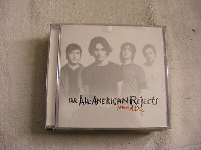 Music CD Move Along by The All-American Rejects (CD, Jul-2005, Interscope (USA))