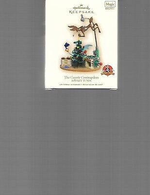 Hallmark Keepsake       Looney Tunes----The Coyote Contraption