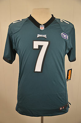 New Nike Philadelphia Eagles  7 Michael Vick NFL Jersey Youth XL 18-20 Green 6c8e18fab