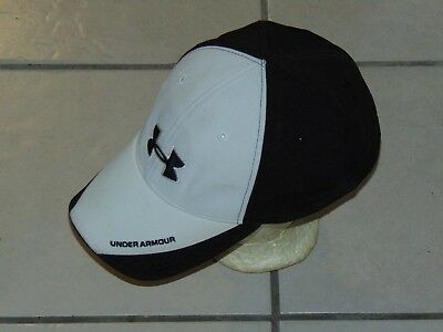 huge discount 9b907 4e807 White UNDER ARMOUR Baseball Hat