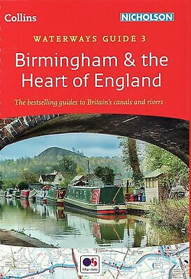 Nicholson Guide to the Waterways 3 Birmingham and Heart of England