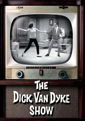 DICK VAN DYKE SHOW SEASON 5 New Sealed 5 DVD Set