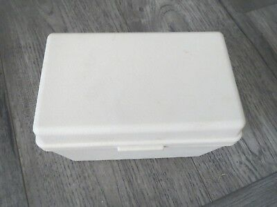 plastic recipe file box with dividers cards - Plastic Sleeves For Cards