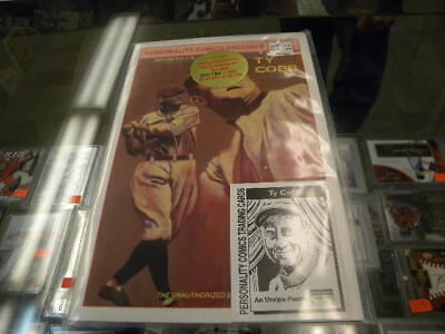 Ty Cobb Detroit Tigers Personality Comic Book