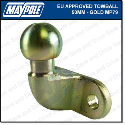 Maypole PVC TOWBALL Protector with RED Reflector MP139 Trailer /& Towbar Fittings