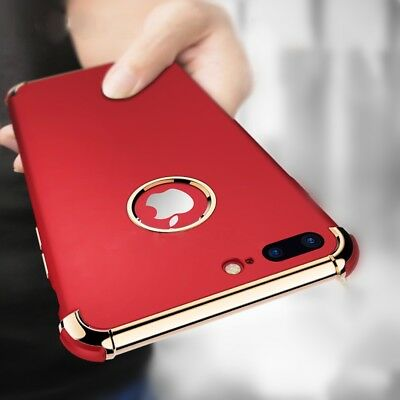 Magnetic New ShockProof Hybrid Silicone Case Cover for Apple iPhone 6 6s 7 Plus