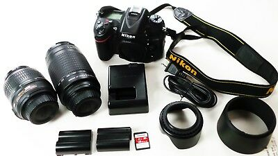 MINT Nikon  D7100 24.1MP DX-format Digital SLR Camera