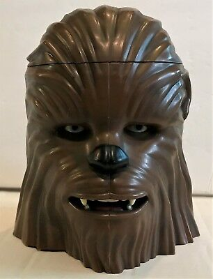 Disney Parks Chewbacca Mug with Lid Star Wars