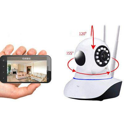 HD 720P/1080P 2MP NightVision PTZ Wifi IP Camera IR-Cut Two Way Audio Yoosee APP