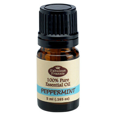 Peppermint 5ml Pure Essential Oil BUY 3 GET1 by Fabulous Frannie