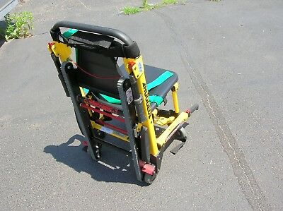Stryker 6552 Stair Pro Ambulance Evacuation Chair Rugged Mobile - Excellent
